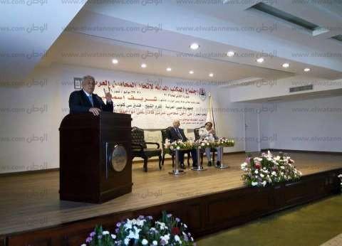 بالصور| بدء الدورة الأولى للمكتب الدائم لاتحاد المحامين العرب بشرم الشيخ