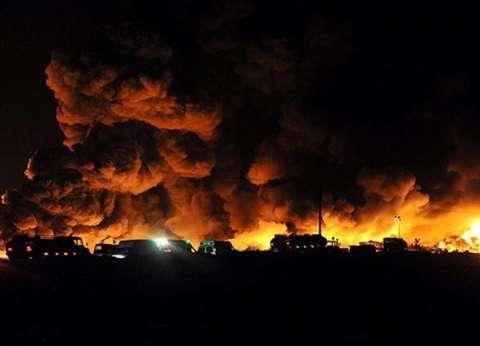 التفجيرات تطال بغداد بالتزامن مع الإطاحة بمجموعة إرهابية في الفلوجة