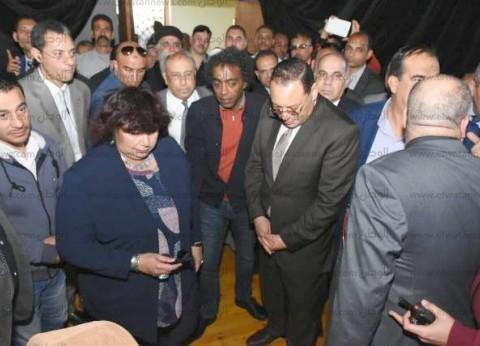 وزيرة الثقافة: خطة لتعزيز الاستفادة من قصور الثقافة