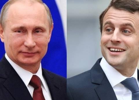 """اتفاق روسي فرنسي ألماني على تسريع """"تبادل المعلومات"""" بشأن سوريا"""