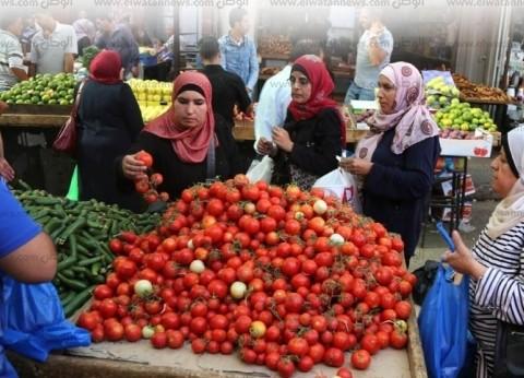 استقرار أسعار الخضراوات في سوق العبور.. والبطاطس بـ8.5 جنيه للكيلوجرام