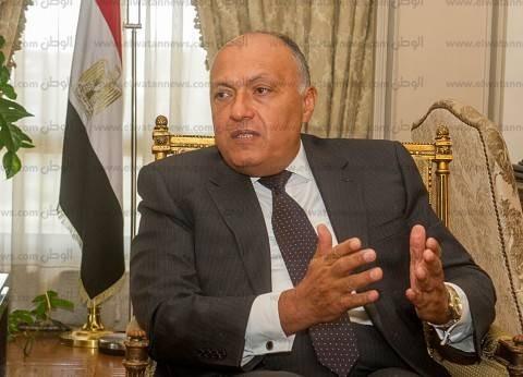 مصر ترحب بالتوقيع بالأحرف الأولى على اتفاق للسلام في إفريقيا الوسطى