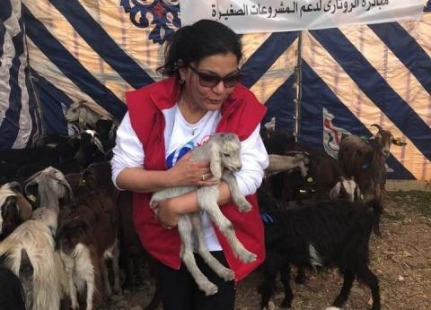 «قنصوة» يعزي أسرة فقيدة «روتاري الإسكندرية» الثانية في حادث محطة مصر