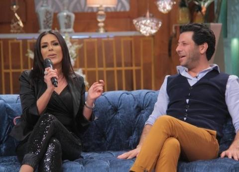 إياد نصار يتحدى إنجي المقدم في الغناء مع منى الشاذلي على CBC غدا