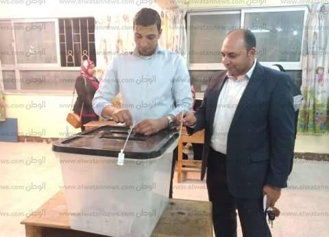 اللجان الانتخابية تغلق أبوابها في التجمع الخامس ثاني أيام التصويت