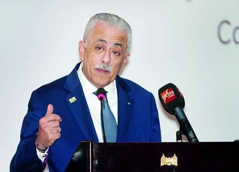 وزير التعليم: نسعى لإنقاذ الأجيال الجديدة ببناء منظومة جديدة