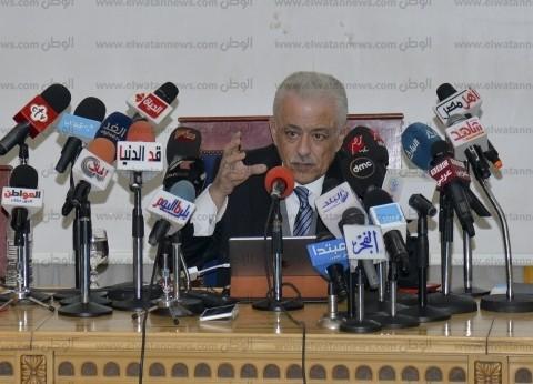 طارق شوقي: قبول نحو 13 ألف طالب وطالبة في 34 مدرسة يابانية بـ19 محافظة