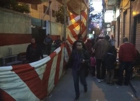 غلق لجان الاستفتاء على التعديلات الدستورية في الإسكندرية