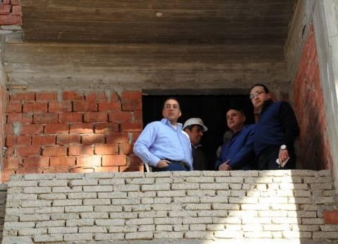 """مدبولي: تسليم وحدات """"دار مصر"""" في """"حدائق أكتوبر"""" أول فبراير"""