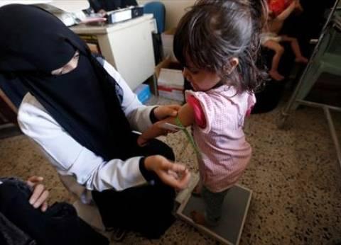 بعد وفاة 2000 شخص.. إطلاق أول حملة للتحصين ضد الكوليرا في اليمن