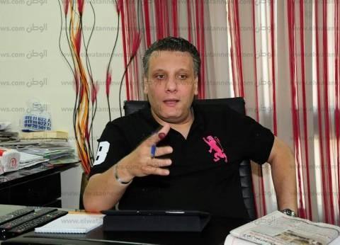 """وفاة والد الإعلامي وليد حسني رئيس قناة """"العاصمة"""""""