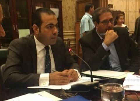 """نائب """"مستقبل وطن"""": عرضت مشكلة 68 أسرة ببور سعيد مهددة بالطرد من منازلهم على """"مميش"""""""