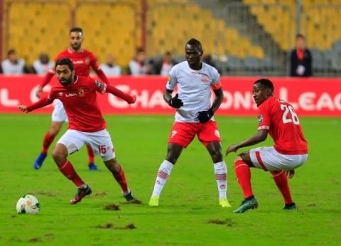 بالفيديو| سيمبا يرد اعتباره من الأهلي ويٌسقطه بهدف في دوري أبطال أفريقيا