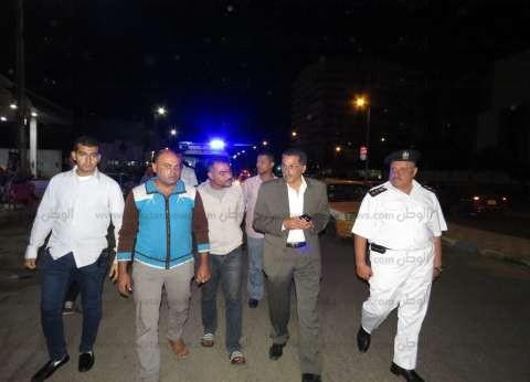 حبس 9 عاطلين لحيازتهم أسلحة بيضاء في الإسماعيلية