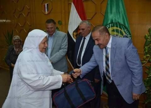 السكرتير العام لمحافظة الإسماعيلية: جميع أعضاء بعثة الحج بخير