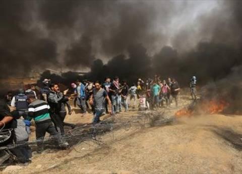 """""""العليا لمسيرة العودة"""" في فلسطين تدعو للاحتشاد الجمعة المقبلة"""