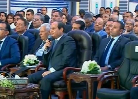 في أول لقاء بعد التنصيب.. السيسي يكلف المحافظين بمهام جديدة