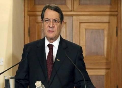 الرئيس القبرصي: السيسي صديق.. وسأصبح قبرصي مغترب في مصر