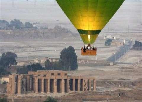 """خبراء سياحة: حادث """"منطاد الأقصر"""" لن يؤثر على النشاط في مصر"""