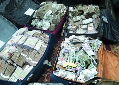 """""""الأموال العامة"""" تضبط عصابة تتجار بالعملات الأجنبية"""