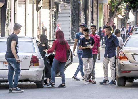 القبض على 15 شخصا بتهمة التحرش في الإسكندرية
