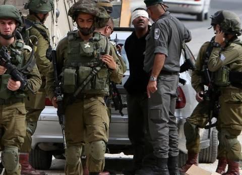 قوات الاحتلال تعتقل 15 فلسطينيا من الضفة