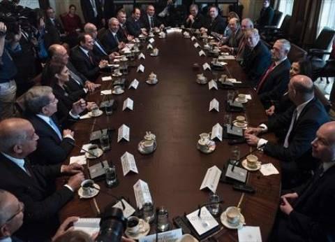 عاجل| السيسي يغادر البيت الأبيض بعد انتهاء المباحثات مع ترامب