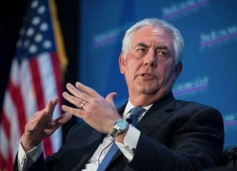 وزير الخارجية الأمريكي: أطراف الأزمة الخليجية غير مستعدين للحوار