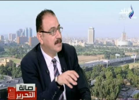 طارق فهمي: مصر تقف على أقدام راسخة في إقامة علاقات مع الصين وأمريكا