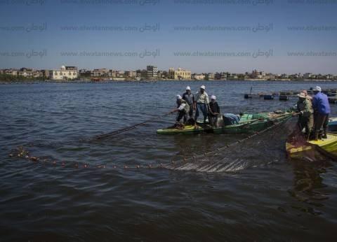 صغار الصيادين يطلبون تعويضات أسوة بصيادى جنوب سيناء