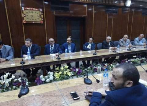 محافظ الدقهلية: 10 دورات مياه عامة في أحياء المنصورة