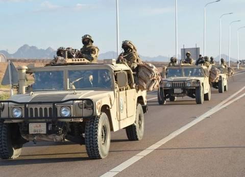 إحباط محاولة إرهابية لاستهداف قوات الأمن في العريش