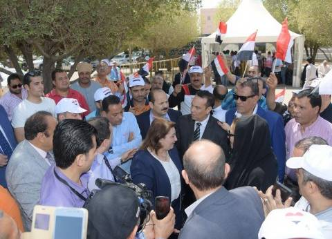 السفير المصري في الكويت يستقبل وفد مجلس النواب لمتابعة الانتخابات