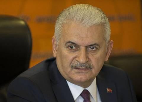 """رئيس الوزراء التركي يحضر مراسم بدء تصنيع الغواصة المحلية """"مراد رئيس"""""""