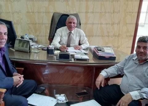سكرتير عام جنوب سيناء يترأس الاجتماع الأول لمجلس أمناء مستشفى أبورديس