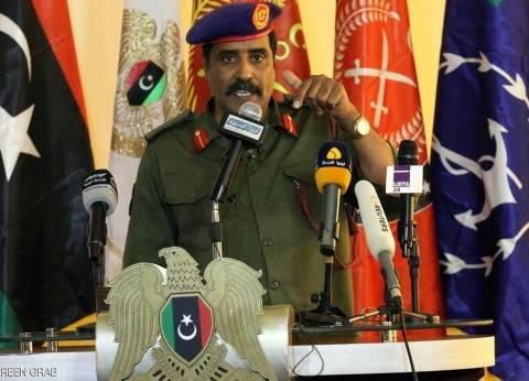 متحدث الجيش الليبي: تأكدنا من مقتل عمر رفاعي سرور
