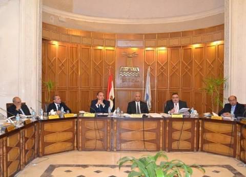 مجلس جامعة الإسكندرية يقف دقيقة حدادا على أروح شهداء المنيا