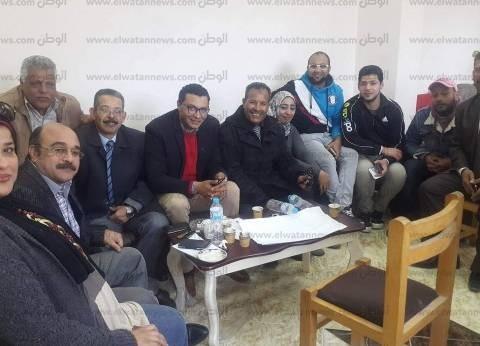 محمد جيلاني يفوز بمقعد نقيب الزراعيين في قنا