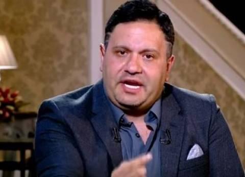"""إدوارد: """"إعلام المصريين"""" ستنتج 21 مسلسلا في رمضان.. والأجر حسب النجومية"""