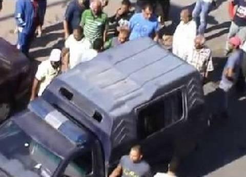 إصابة 3 أشخاص في مشاجرة بسبب خلافات الجيرة بأشمون