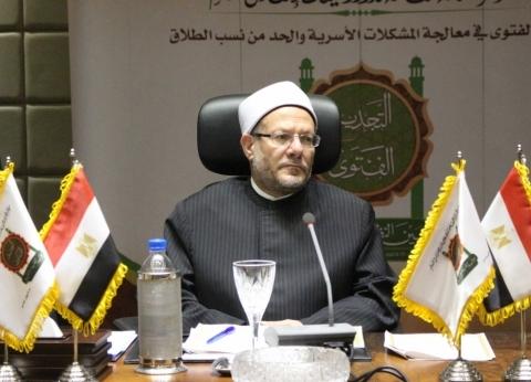 """المفتي عن """"حادث الهرم"""": انتهاك لحرمات الله ويتنافى مع الأديان"""