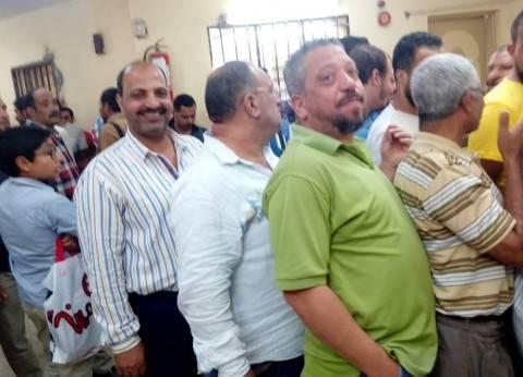 """إقبال كبير في انتخابات اللجنة النقابية بـ""""كهرباء شمال القاهرة"""""""