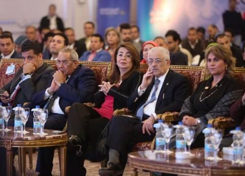 """غادة والي تشهد إطلاق مبادرة """"عنيك في عنينا"""" لمكافحة مسببات العمى"""