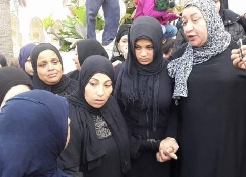 زوجة شهيد انفجار الإسكندرية: اليوم نشهد زفافه وعرسه بالجنة
