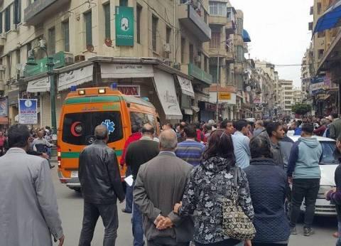 إصابة شرطي وطالب في مشاجرة بسبب أسعار أدوات مكتبية بالمنيا