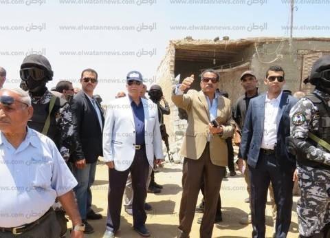 مدير أمن الإسماعيلية: حققنا نتائج إيجابية في حملات إزالة التعديات
