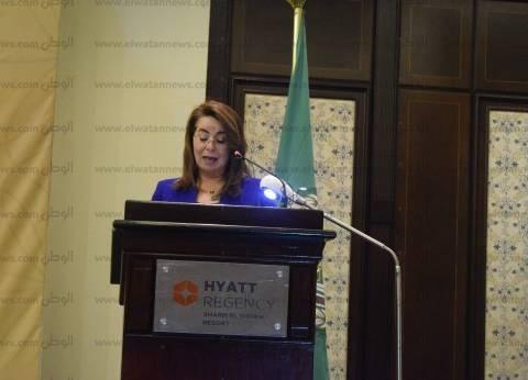 غادة والي: تعاون بين الأجهزة الرقابية والجمعيات الأهلية لمكافحة الفساد