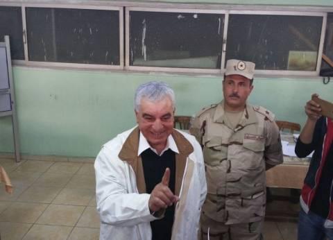 زاهي حواس بعد الإدلاء بصوته: السيسي حور محب الذي أنقذ مصر بعد إخناتون