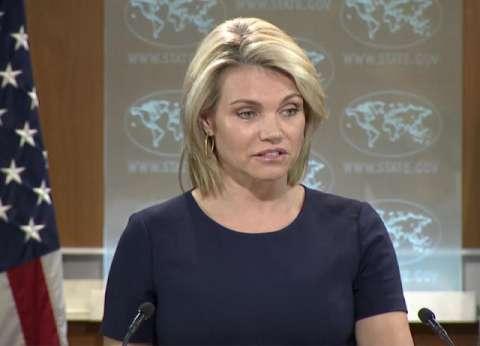 """""""الخارجية الأمريكية"""" تبدي قلقها من الاعتقالات في تركيا"""