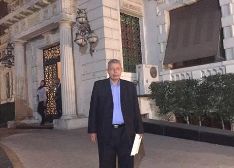 """حفيد سعد زغلول لـ""""الوطن"""": أتمنى من رئيس """"الوفد"""" القادم هيكلة الحزب"""